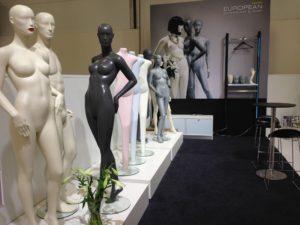 Udstiller på CIFF Mannequiner og butiksinventar på CIFF