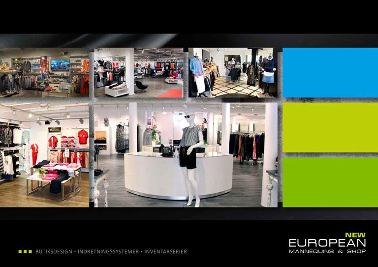 Katalog med butiksinventar