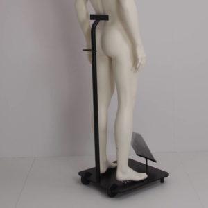 Gadevogn til mannequinen
