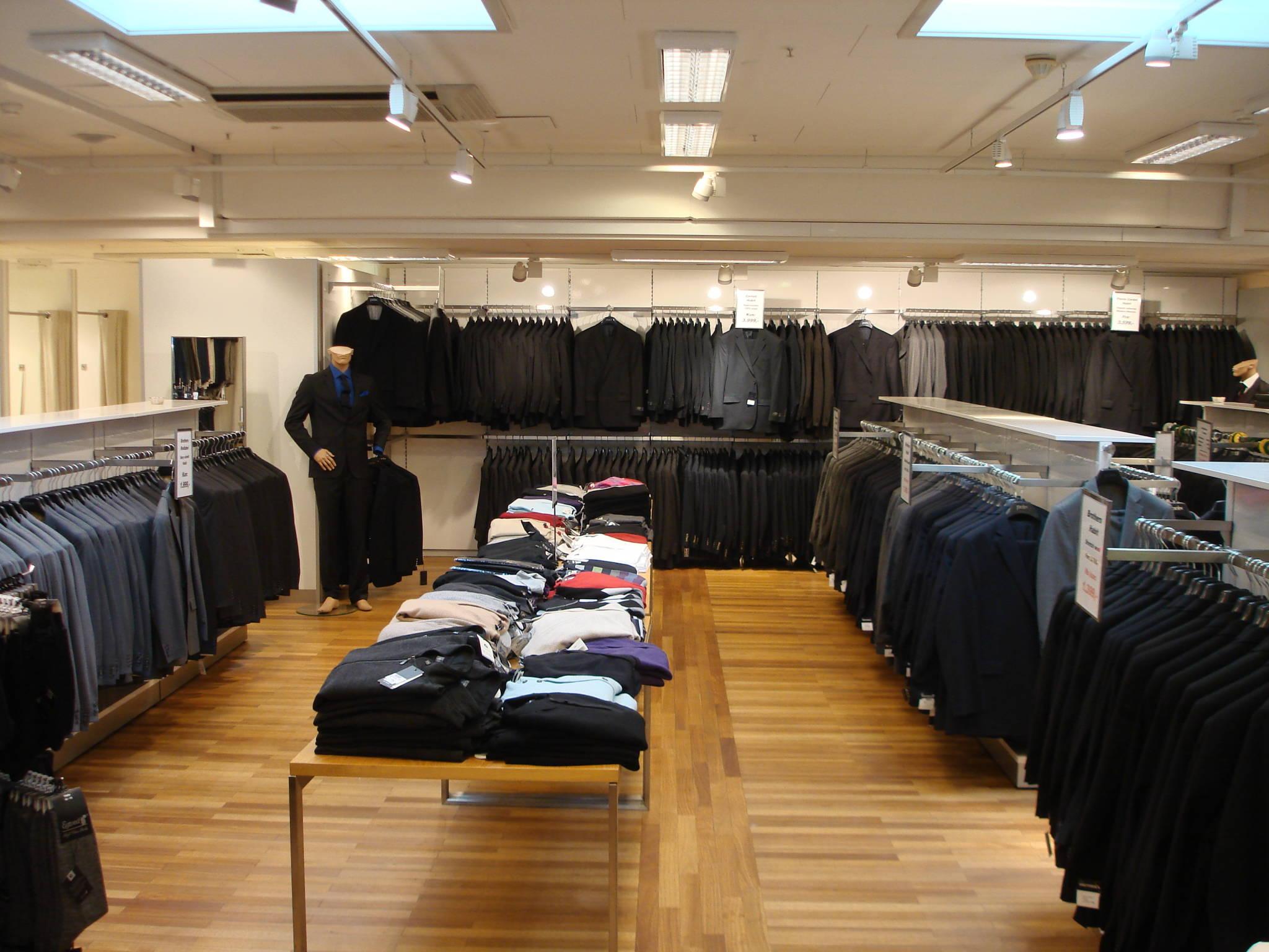 Herre butik salgsområder u2022 European Mannequins& Shop