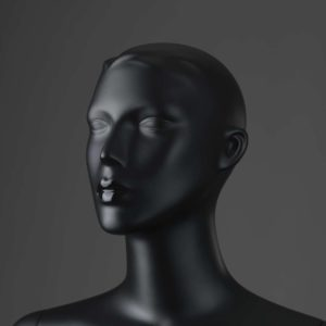 Stilistisk mannequin