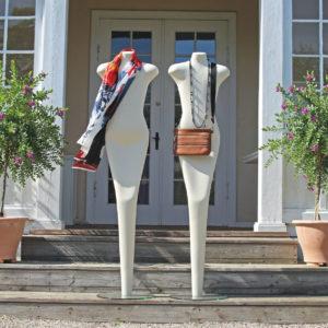 Mannequin Art - den moderne måde at præsentere varer på.