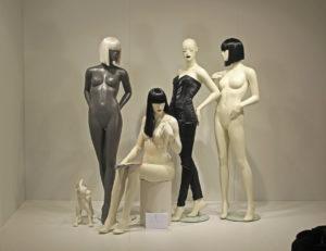 nye mannequin kollektioner. Design mannequiner som kan leveres i alle farver