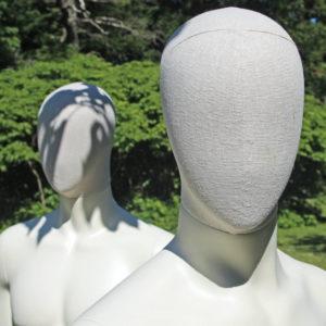 Pierre - männliche Schaufensterfigure