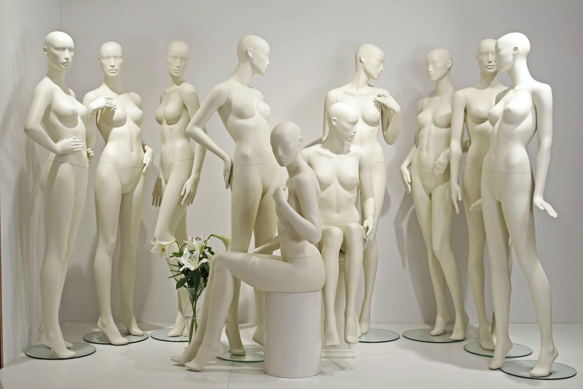 damemannequin kollektion