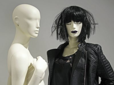 Mannequins - styled