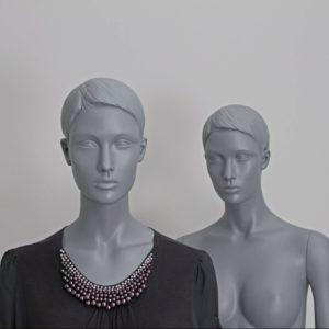 Sascha stilistisk mannequin