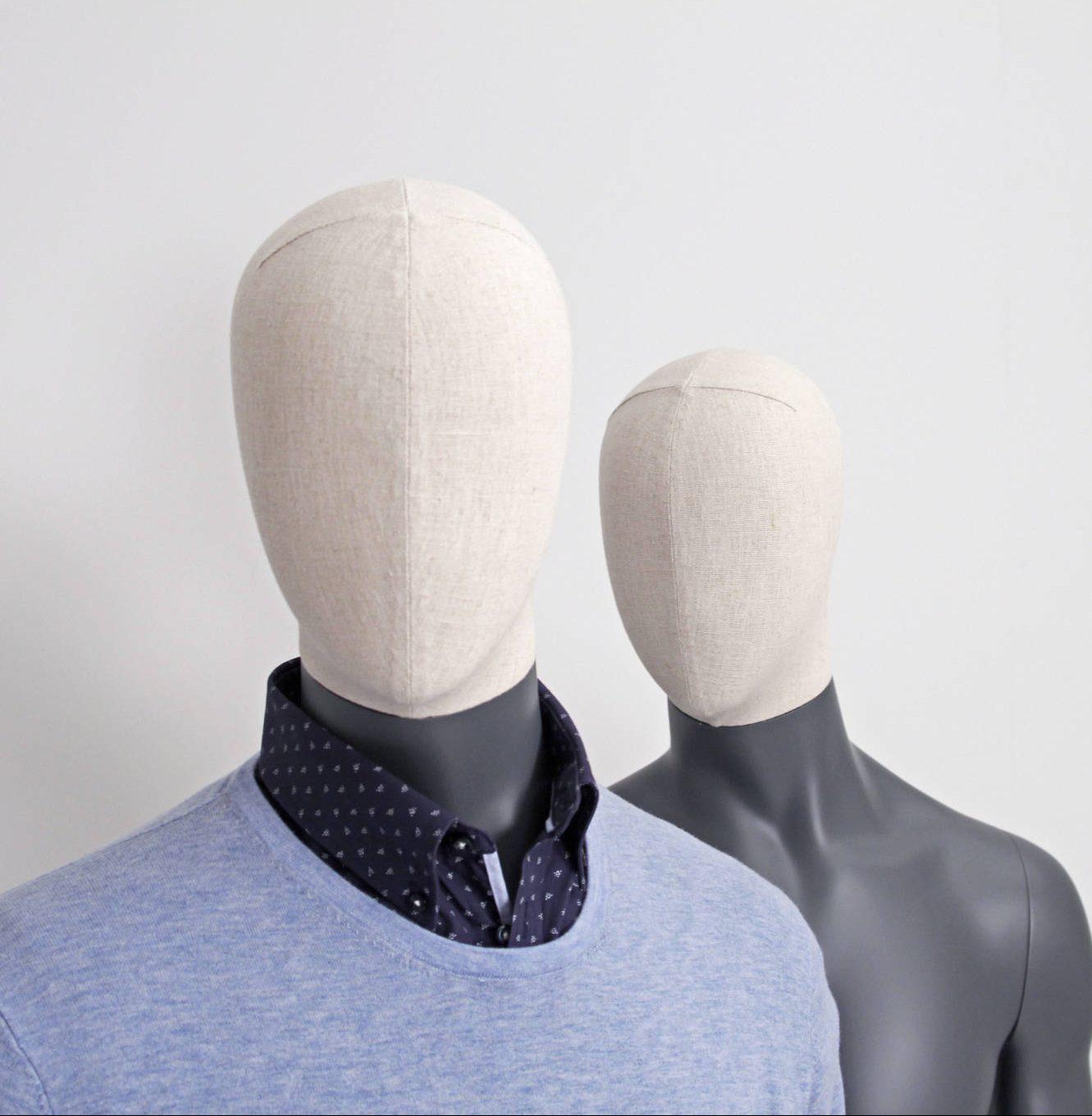 Mannequindukke som kan leveres i alle farver direkte fra Skandinaviens største sortiment af lagerførende mannequiner.
