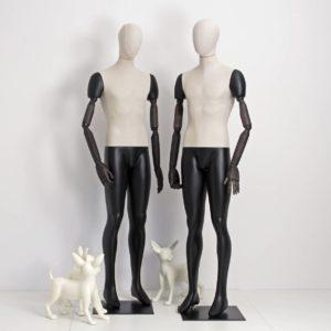 Vintage herre mannequin