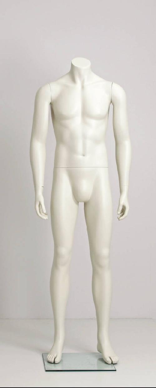 Hovedløs mannequinserie Tommy - EMC-429