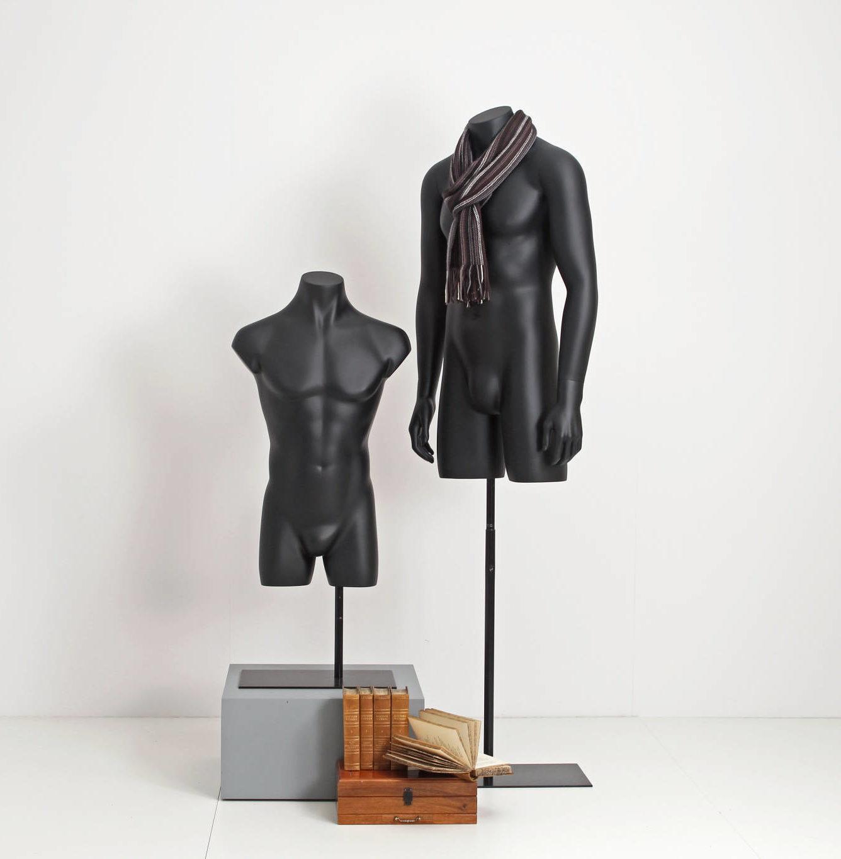 sorte stativer til torso