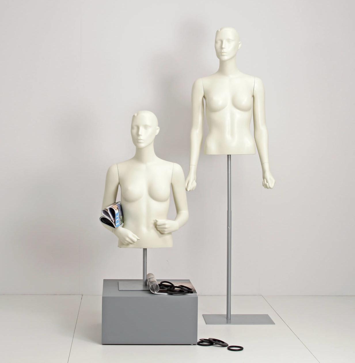 Feminine og yndefulde dame torsoer fra F-Collection