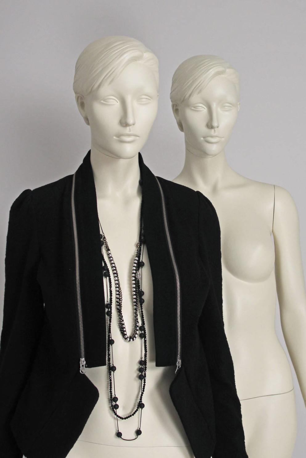 Dame mannequin til modebutikker