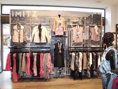 Butiksinventar med design og lækre detaljer