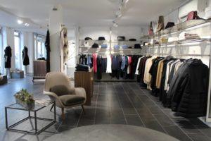 Flot butiksindretning i Roskilde