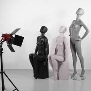 dame mannequin tilbud