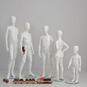 Børne mannequiner