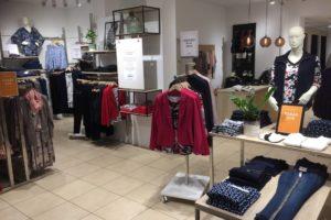 Flot indrettet Modebutik i Aalborg