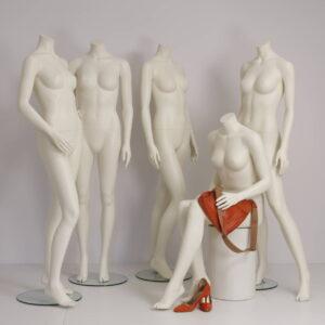 flot hovedløs dame mannequin, headless, høj kvalitet