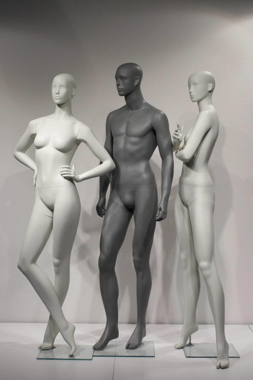 billig mannequiner til tøjbutik