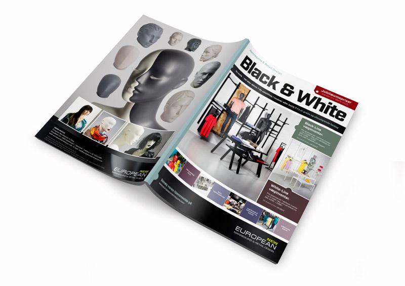 Black & White katalog