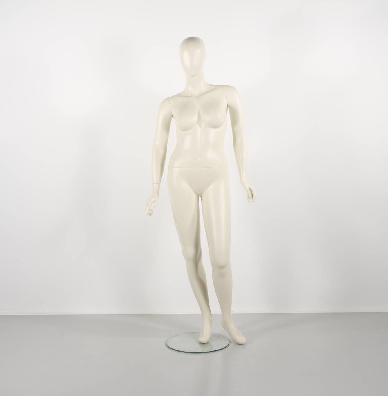 stor dame mannequin
