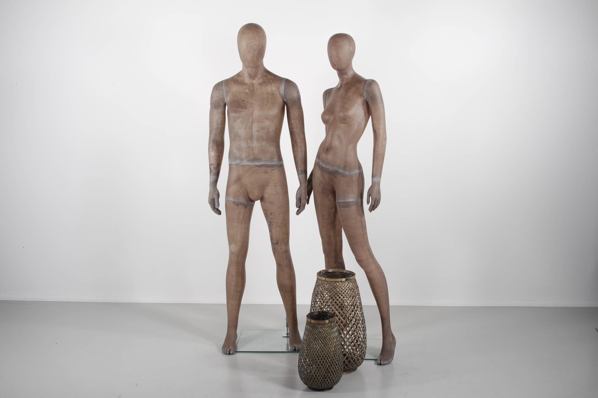 Urban mannequiner bæredygtig mannequin