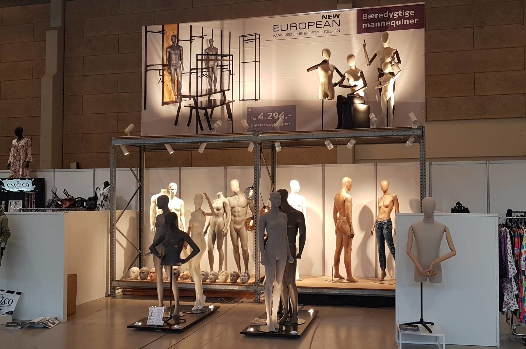 Mannequiner præsenteret på CIFF