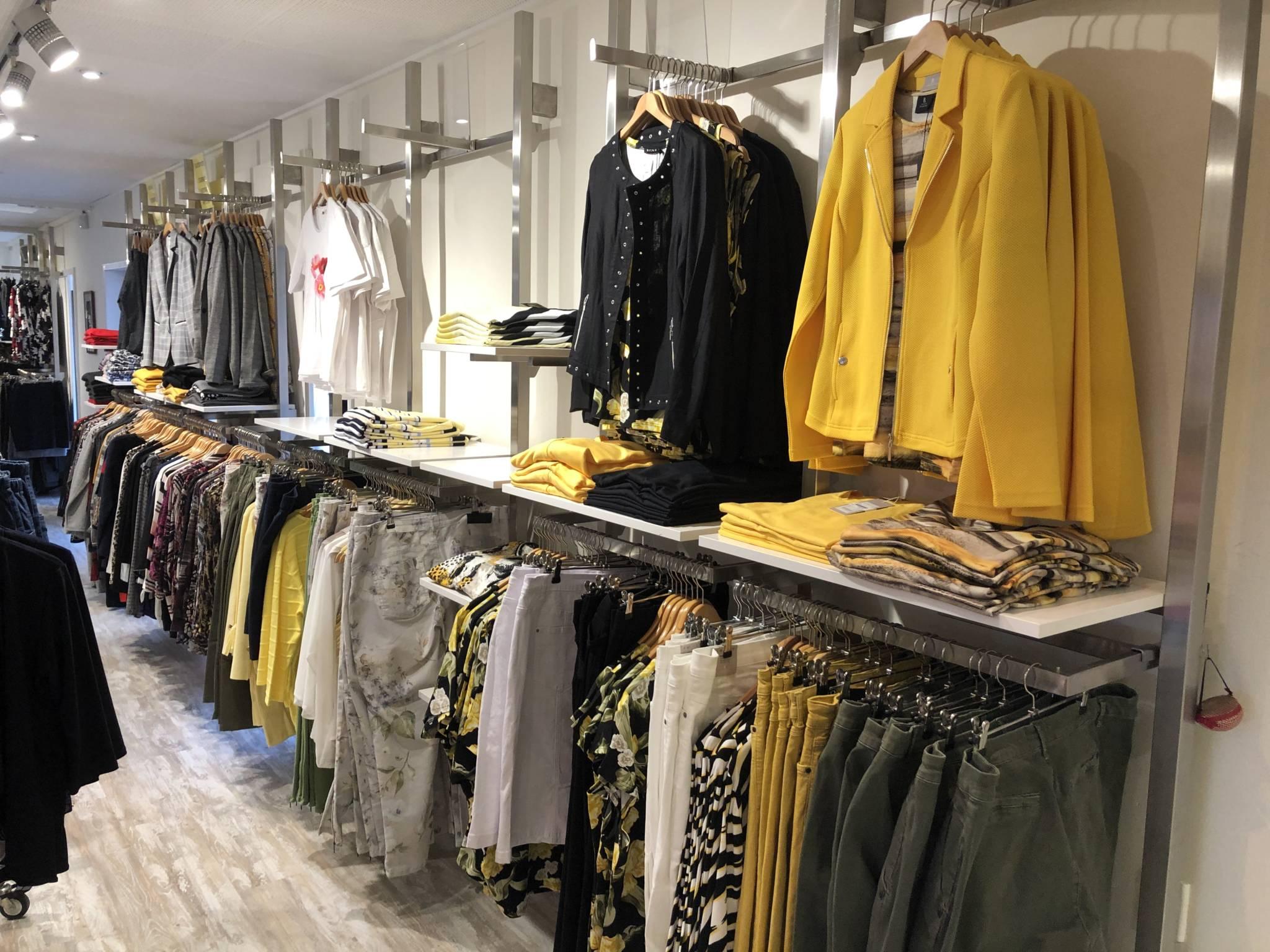 Flot butiksinventar som altid vil se pænt ud