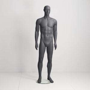 flot og lækker herre mannequin