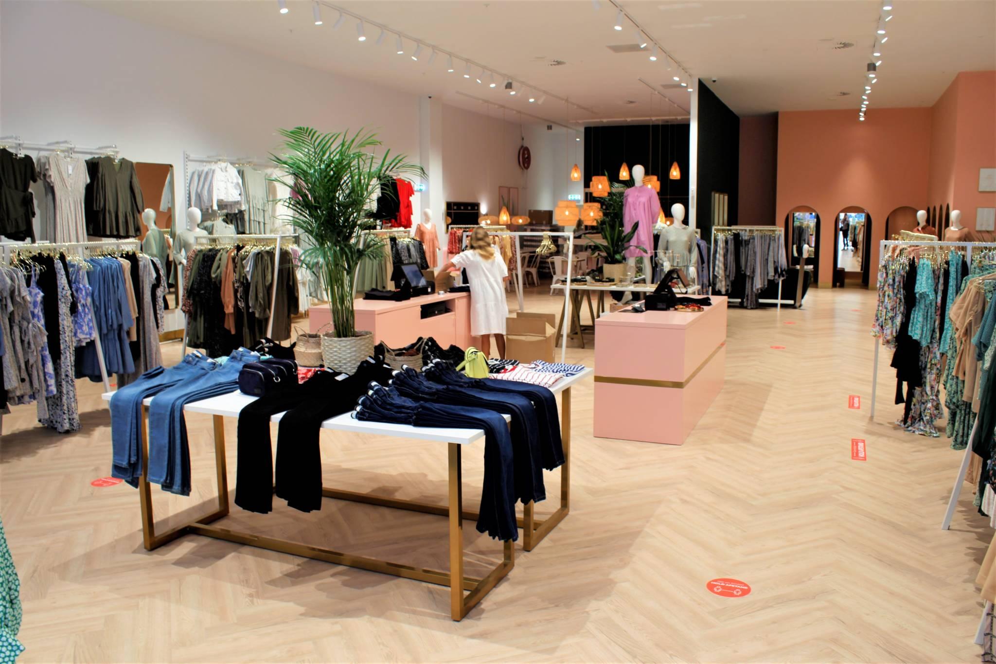 Nye tøjbutikker i 2020