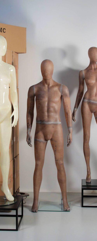 Bæredygtige mannequiner