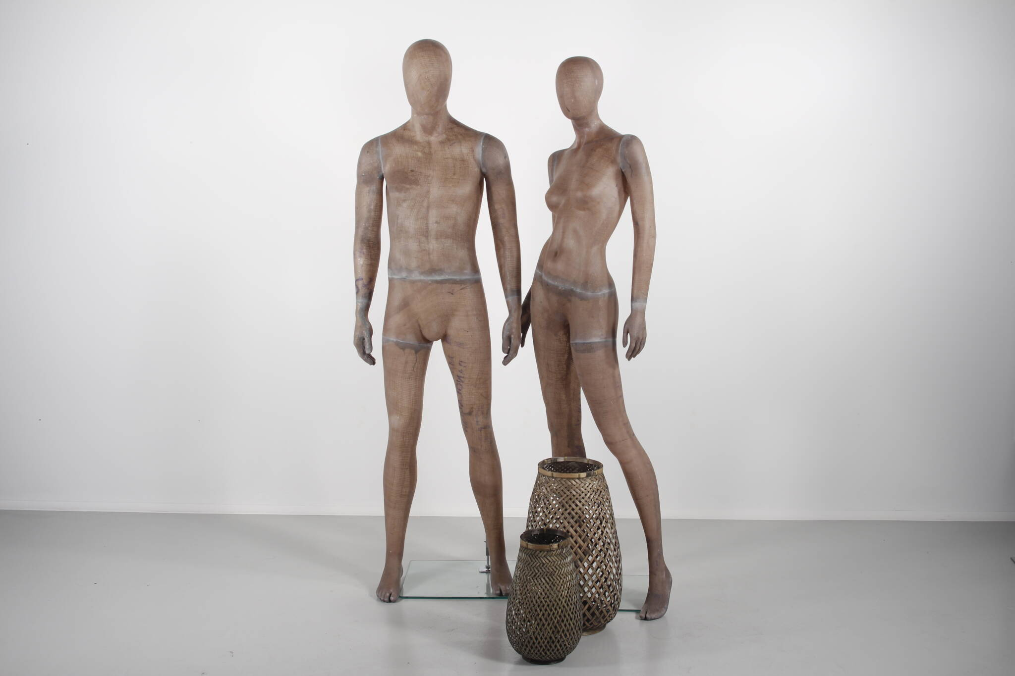 bæredygtige mannequiner - urban style