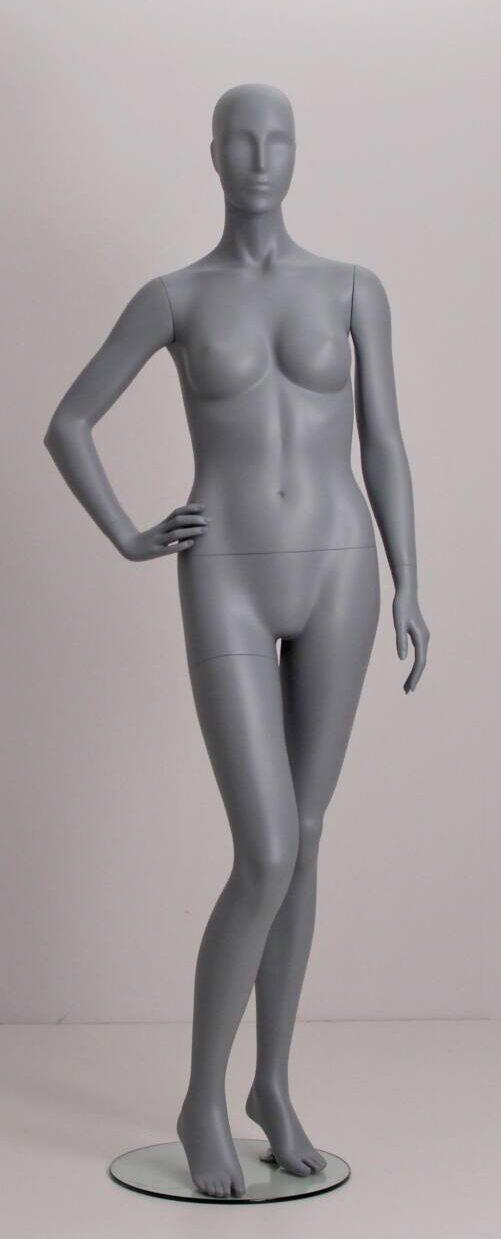 mannequin udviklet i Danmark i str. 38, grå eller i valgfri farve