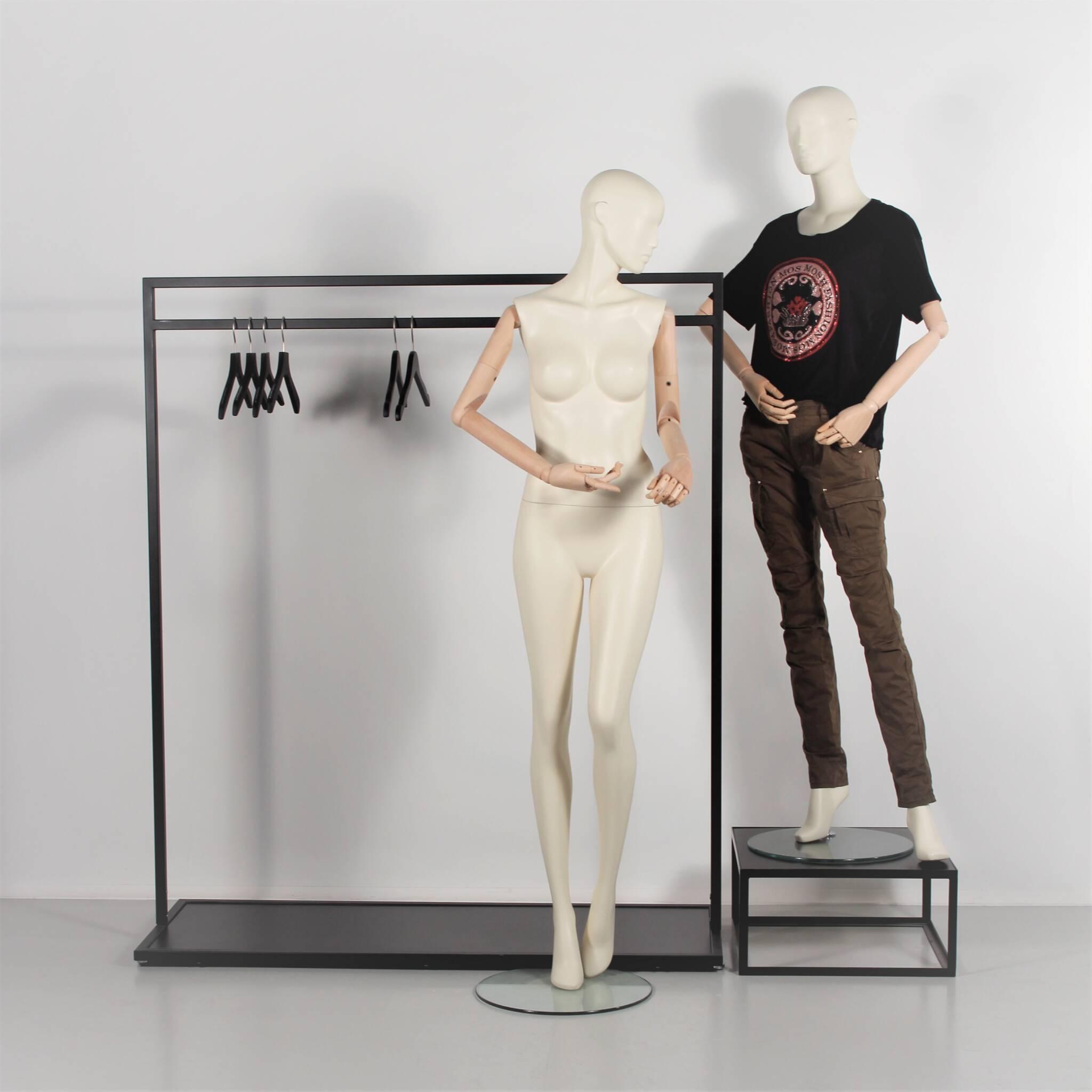 mannequin fleksible arme