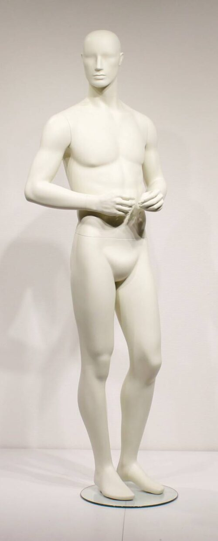 Flot herre mannequin