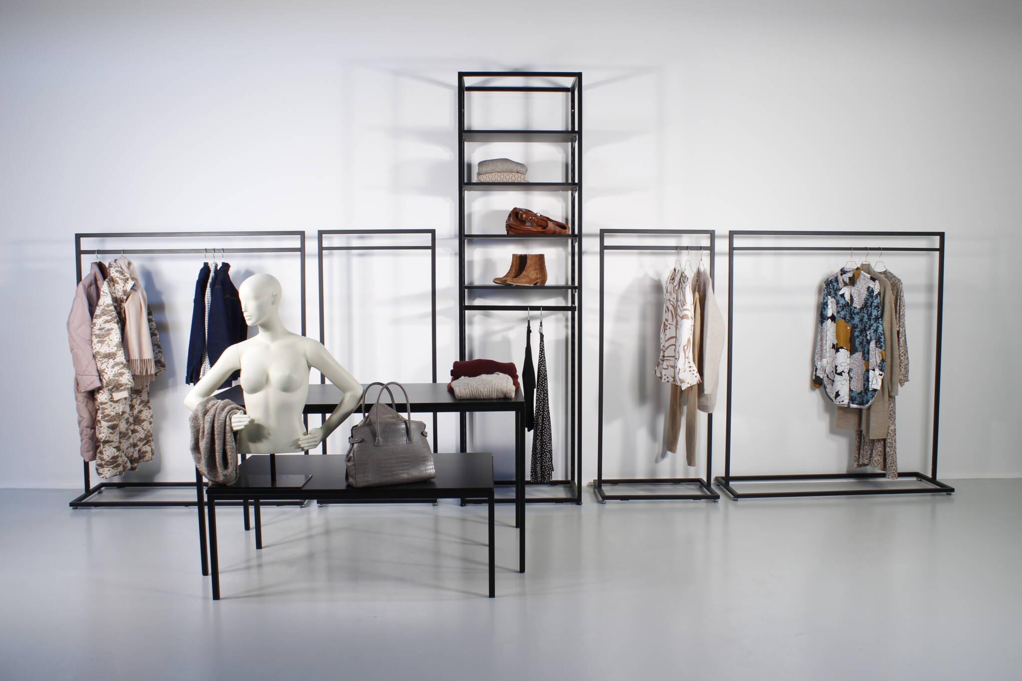 Fokus område i tøjbutik