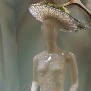 bæredygtig dame mannequin