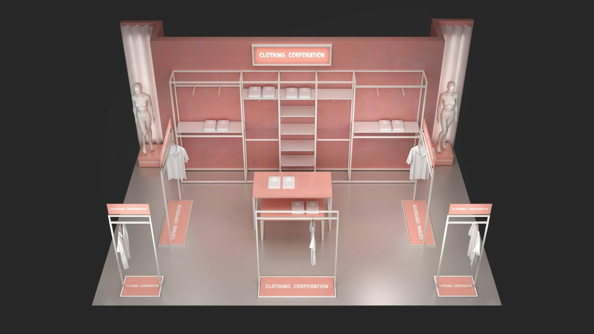 Shop in shop forslag