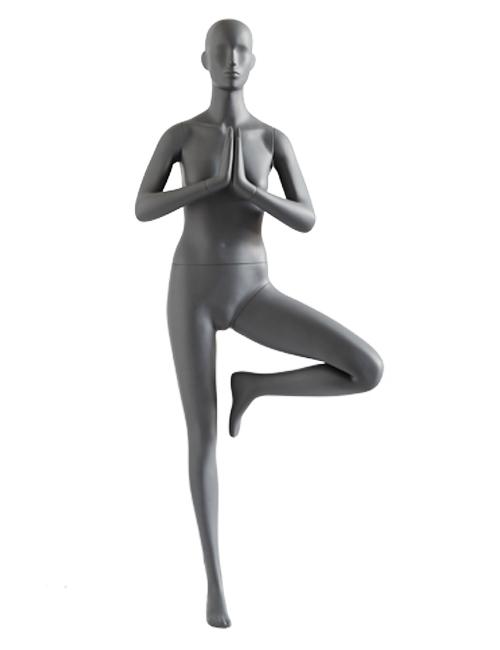 yoga mannquin i høj kvalitet sports mannequin sportsmannequin