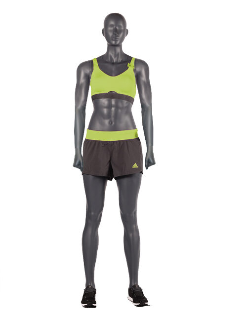 fitness sports mannequin