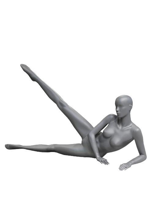 gymnastik dame mannequin