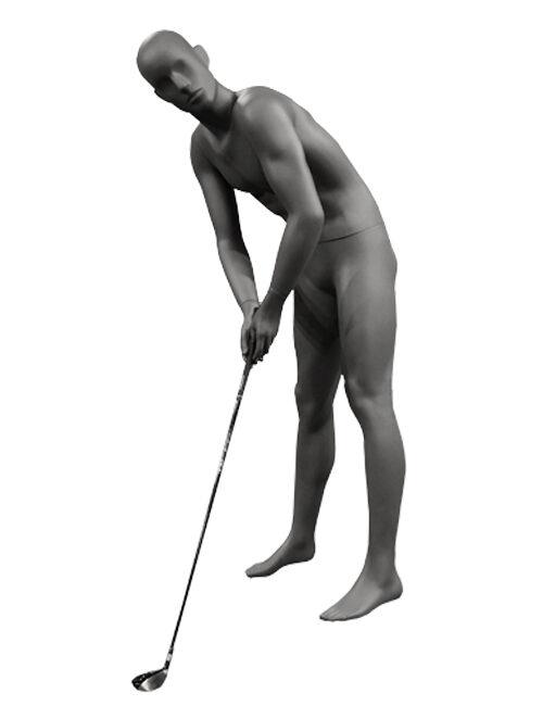 golfspiller mannequin