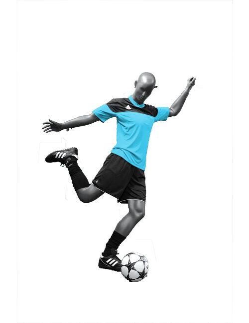 Fodboldspiller herre
